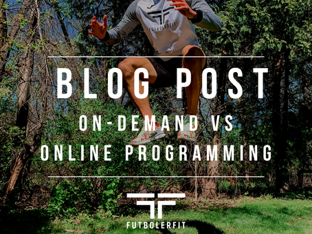 ON-DEMAND VS. ONLINE PROGRAMMING