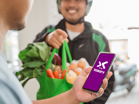 Xirify Partners with Dunzo for Seamless Last-mile Logistics & Deliveries