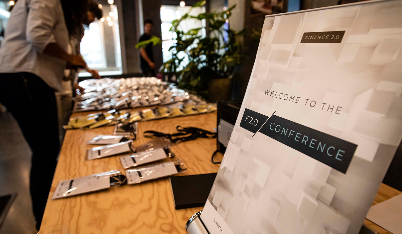 Welcome to the Finance 2.0 Conference (Zurich)