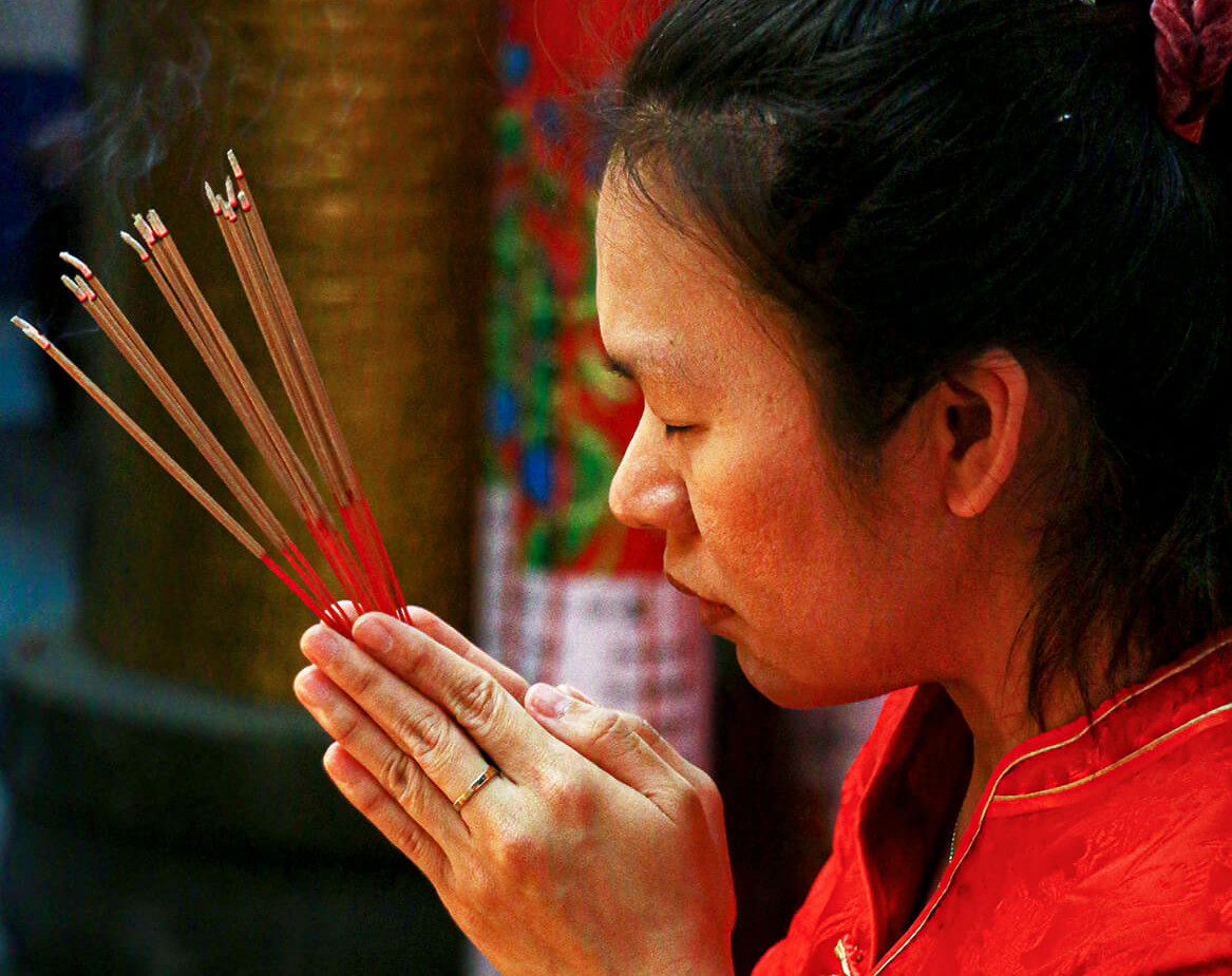 Thailand - Chinese New Year in Bangkok