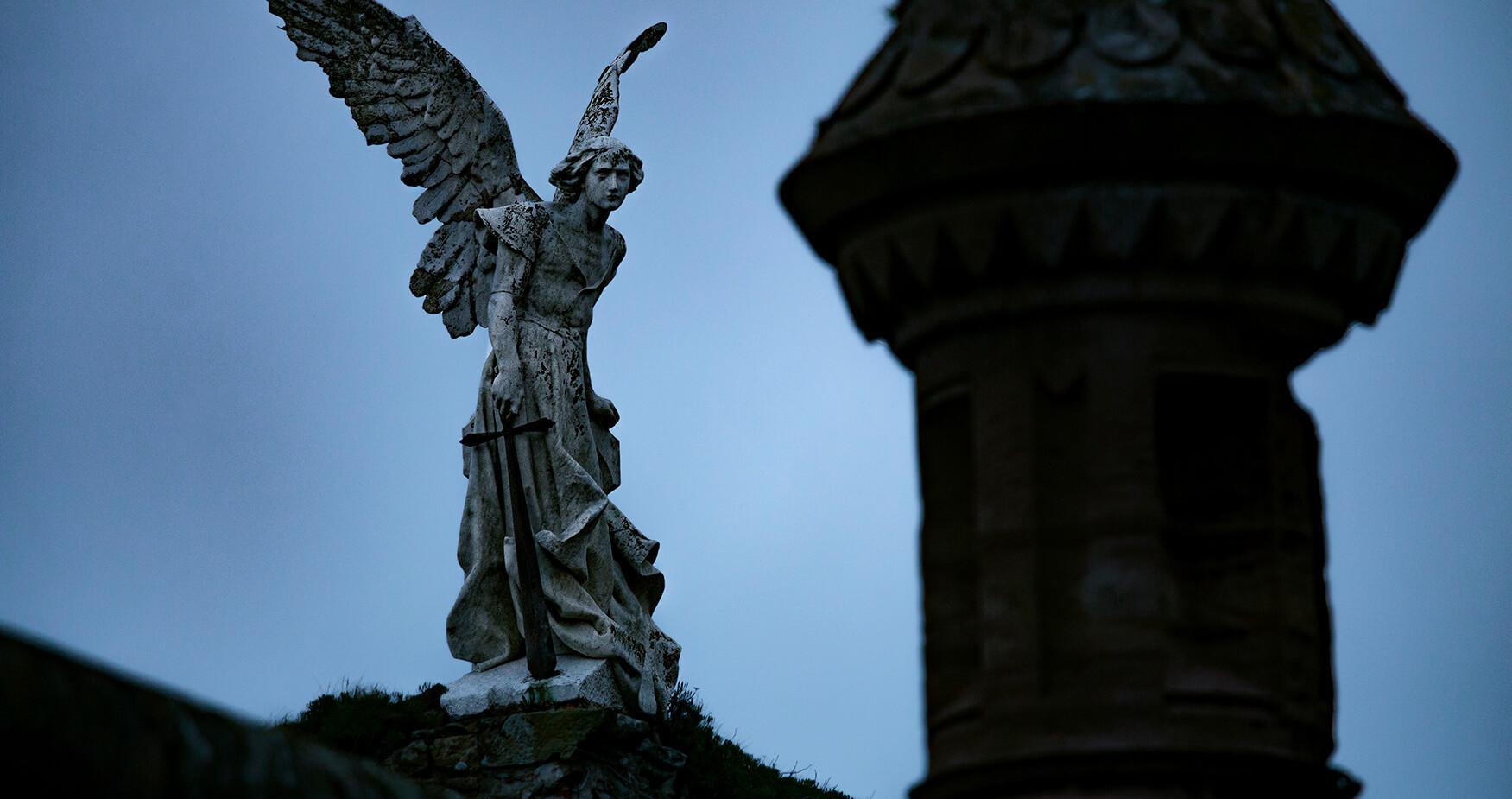 Spain - Cementery
