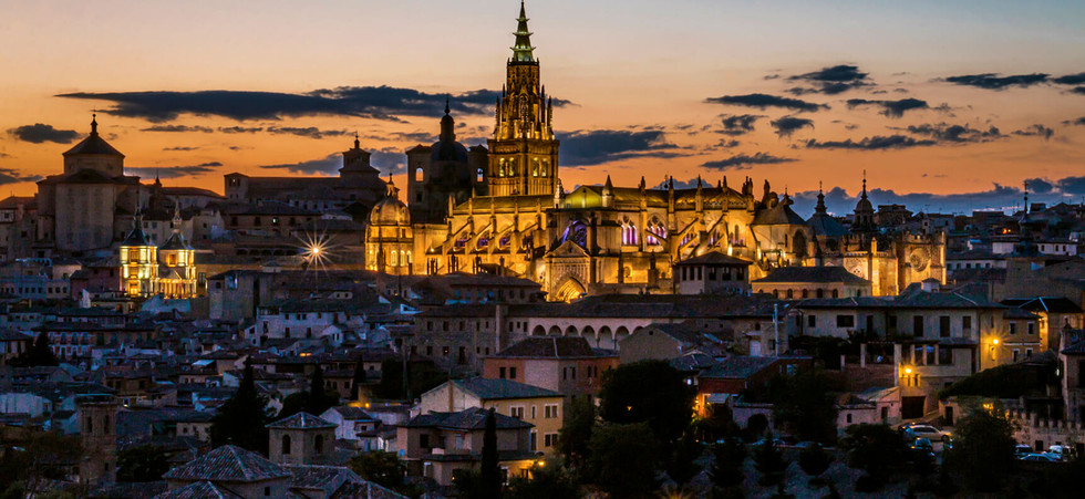 Spain - Toledo Cathedral