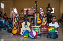Regalos Musica - Instrumentos, balones y