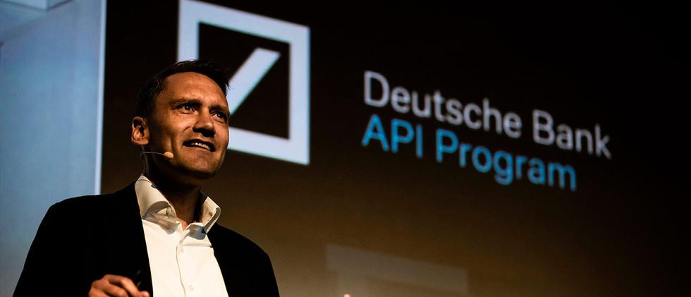 Deutsche Bank at the Finance 2.0 Conference (Zurich)