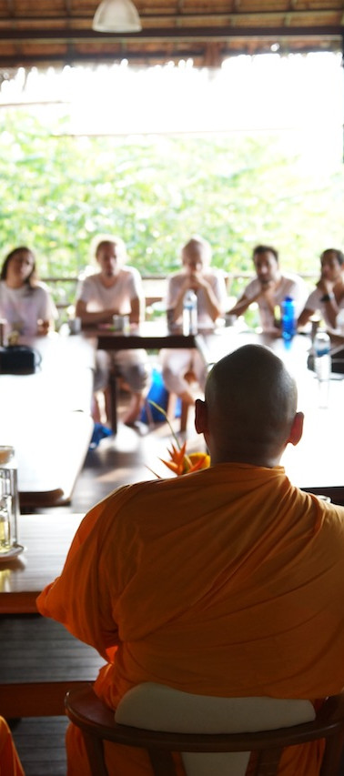 22. Open Forum with Teaching Monks.JPG