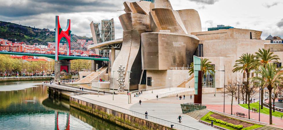 Spain - Guggenheim Bilbao Museum