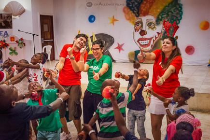 Almuerzo Solidario - AEA Dream Three dan