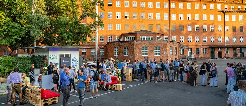 Spielfeld event location (Berlin)