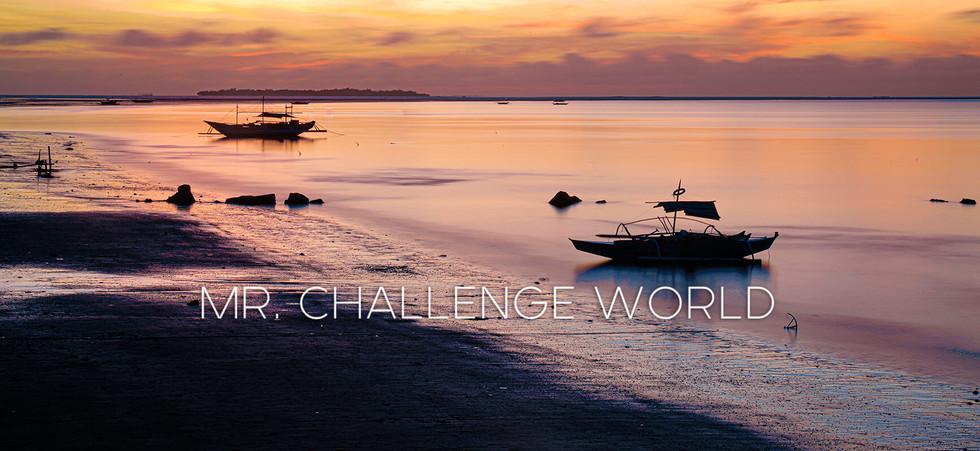 Mr. Challenge World