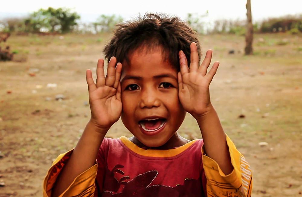 Indonesian kid