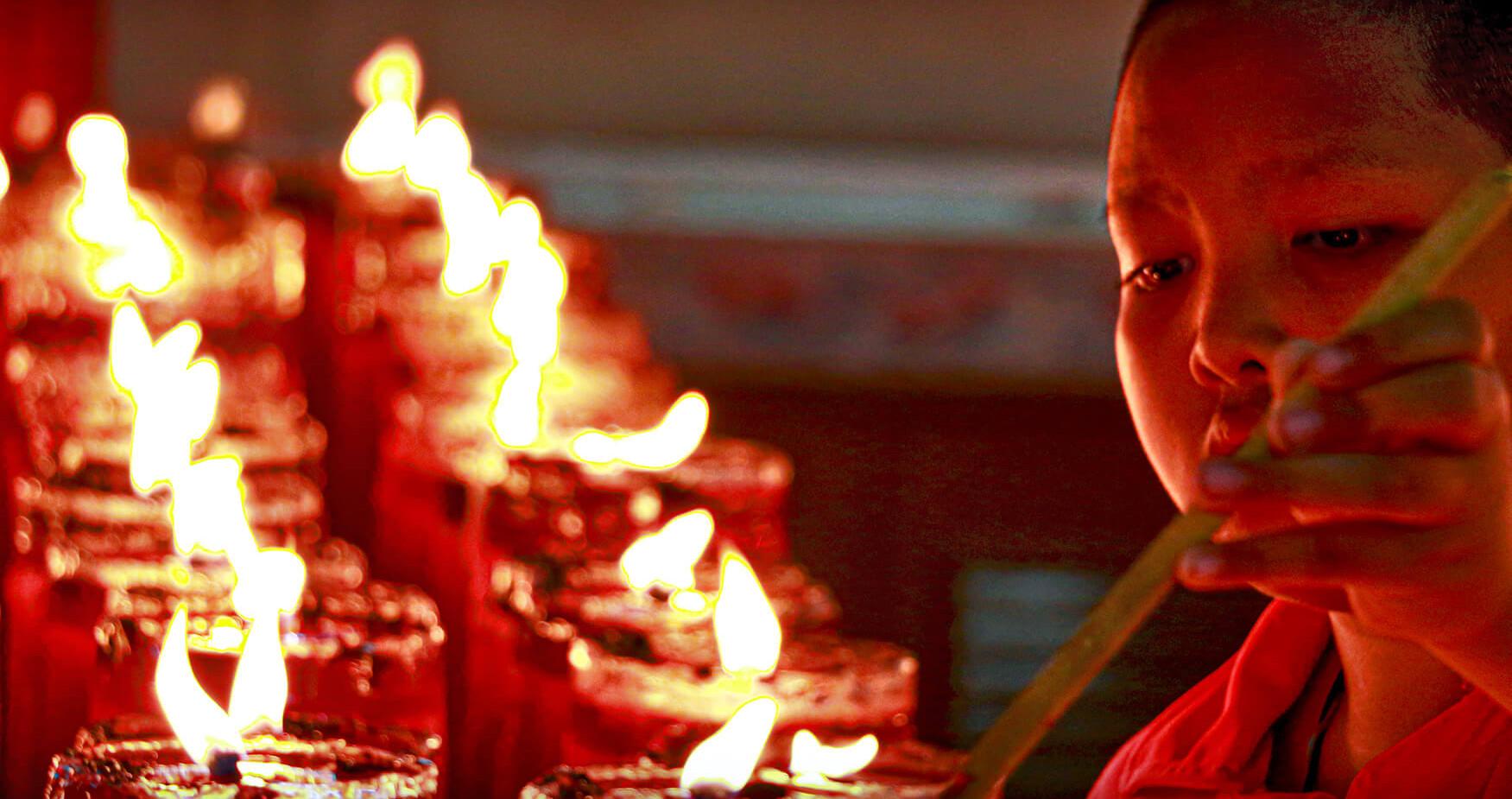 Thailand - Chinese New Year, Bangkok