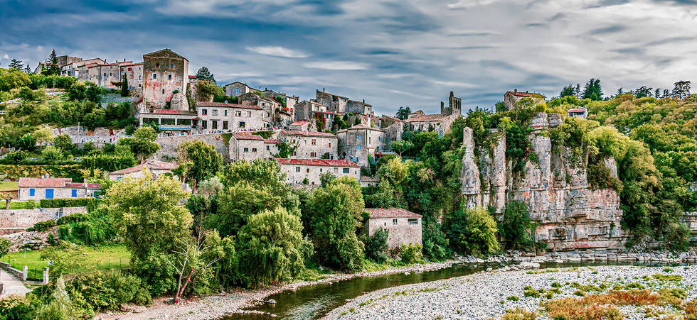 France - Balazuc