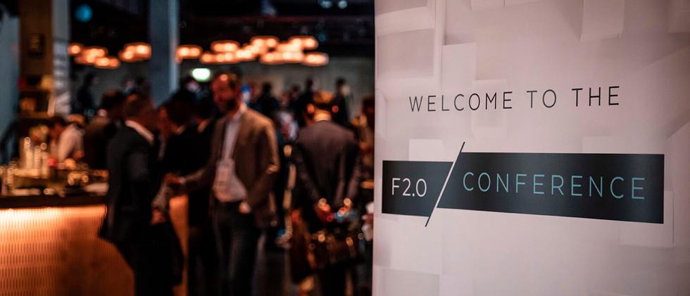 Finance 2.0 Conference Banner (Zurich)