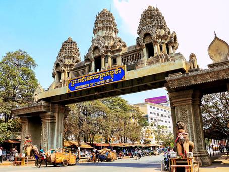 Suspiros de Camboya