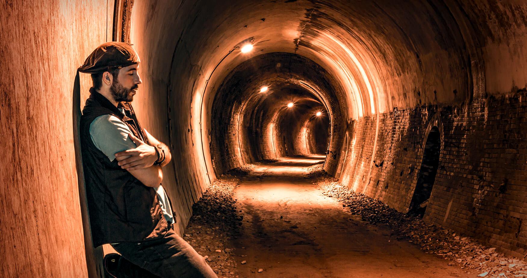 Japan - Challenge Tunnel