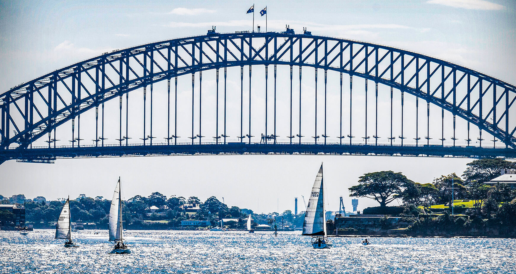 Australia - Syndey Bay
