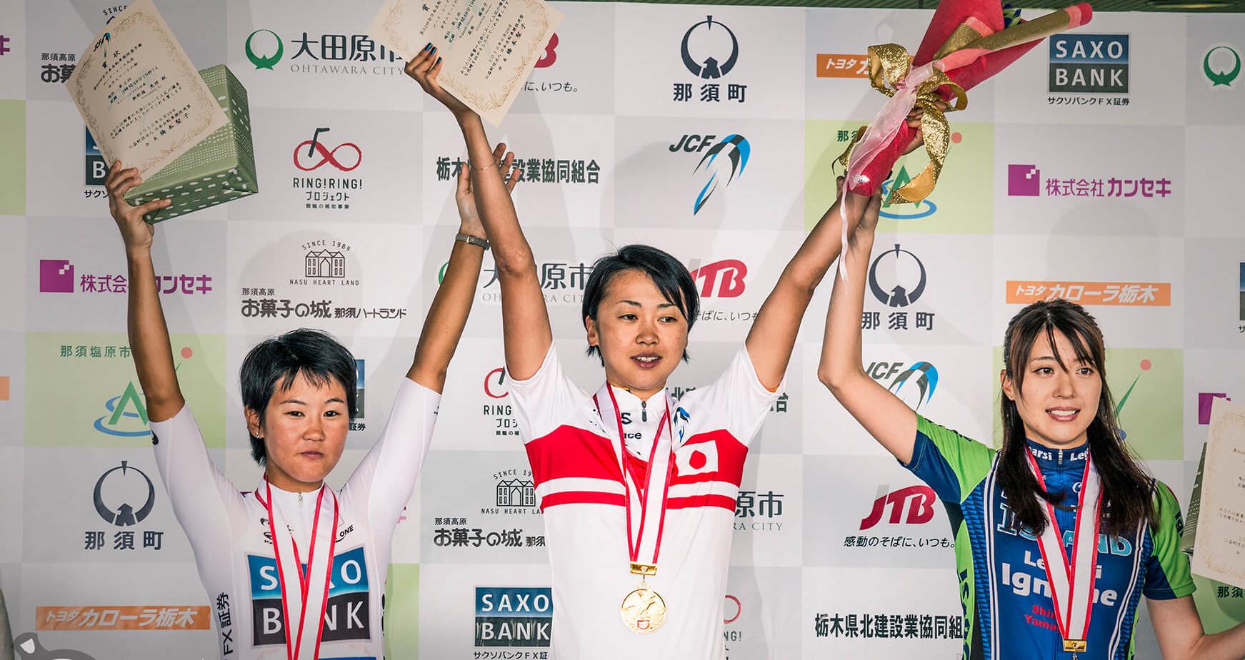 mayuko podium.jpg