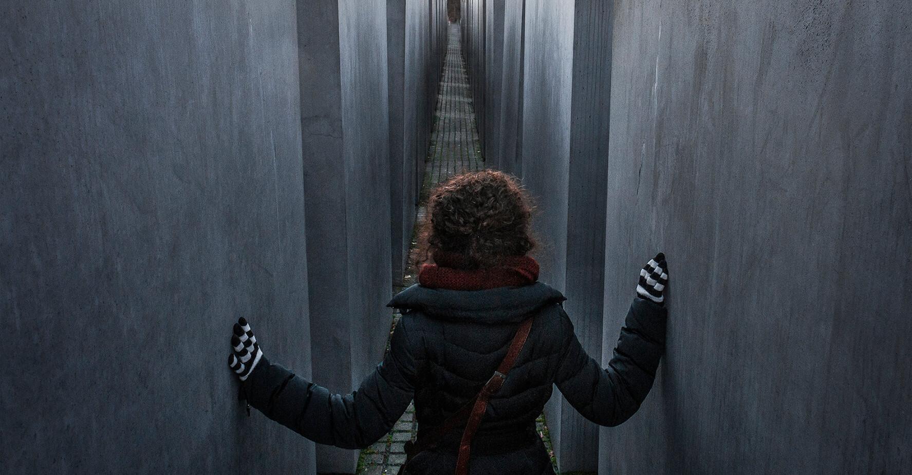 Candela at Holocaust Monument.jpg