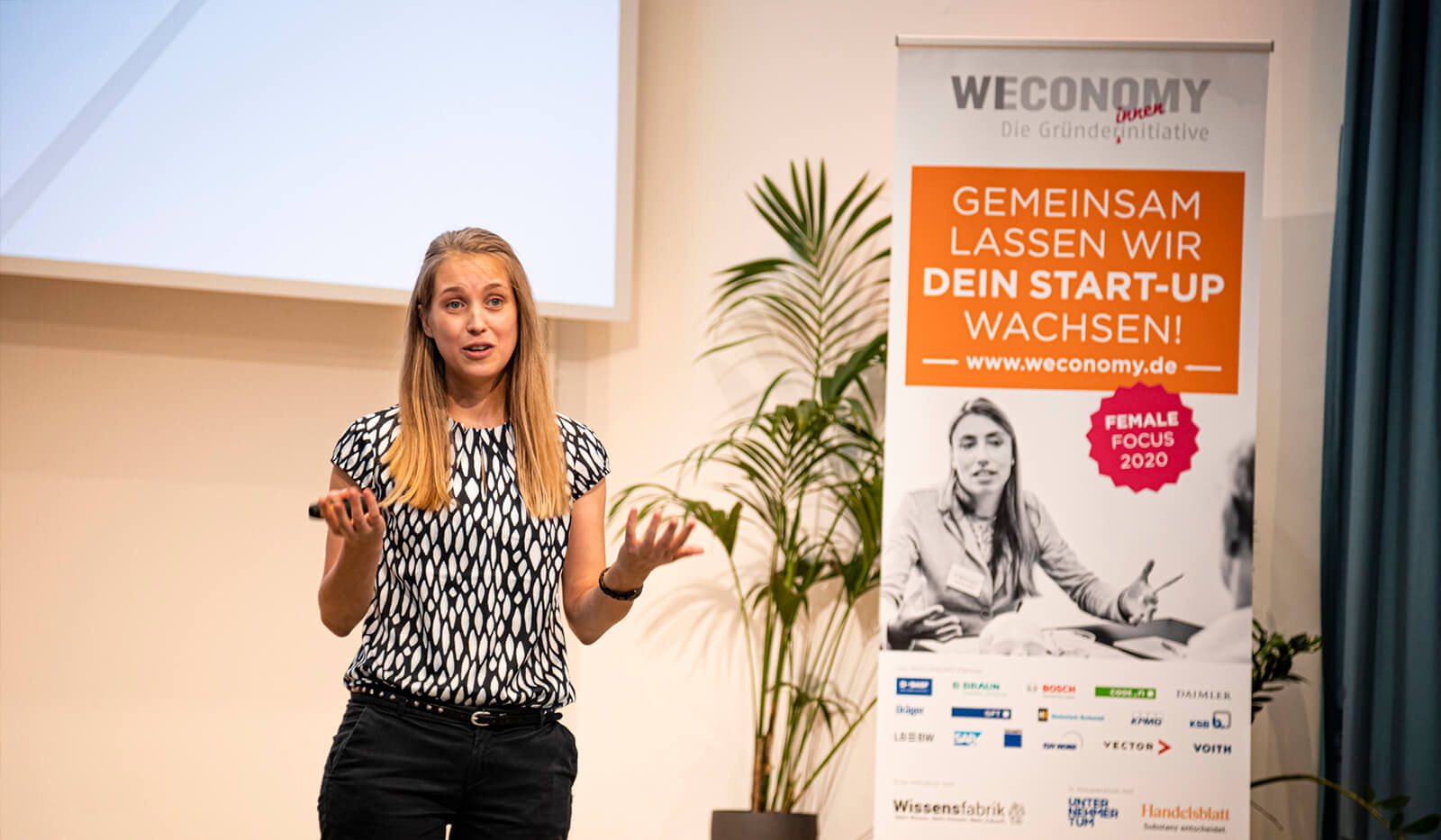 Weconomy Start up Competition by Wissensfabrik