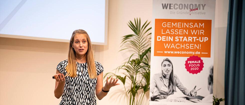 Weconomy Start up Competition by Wissensfabrik