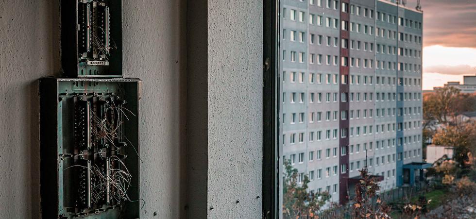 Berlin Abandoned Office Building in Lich
