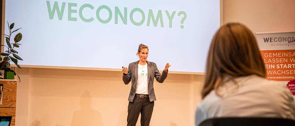 Weconomy Start up Competition (Berlin)