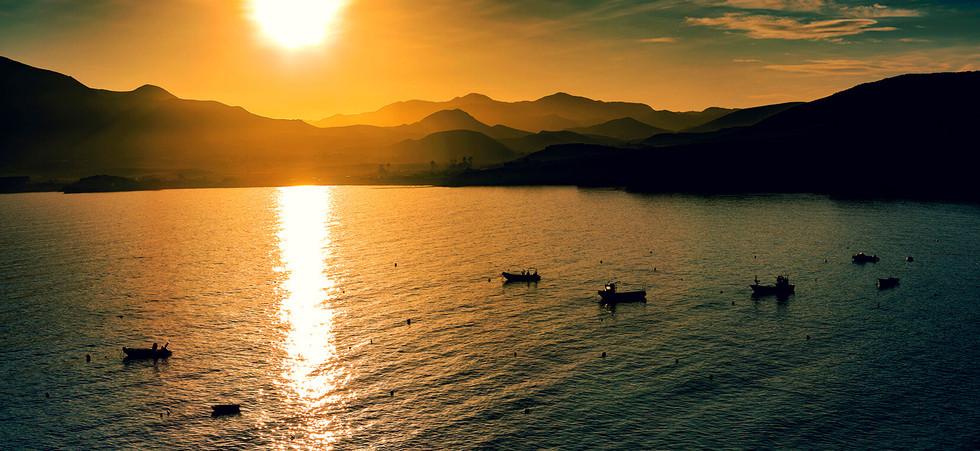 Atardecer romantico desde la Isleta.jpg