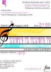 Concerto scannabue 7.05.2016