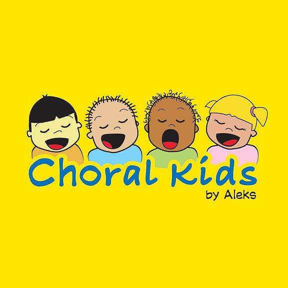 Choral kids logo