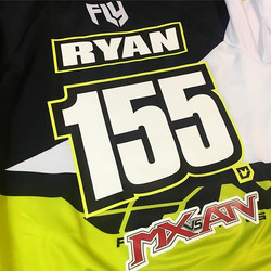 Need a last minute Christmas present_ We can help! Custom jersey prints for $65