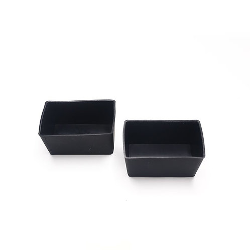 Munch Cups   Black Rectangles