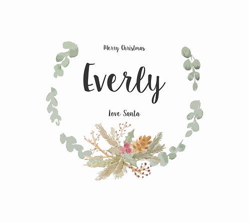 SANTA SACK | Christmas