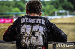 It's a mudder at the Indonesian World Motocross Championship round
