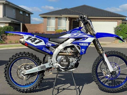 _colb147's YZ ready for battle at the _m