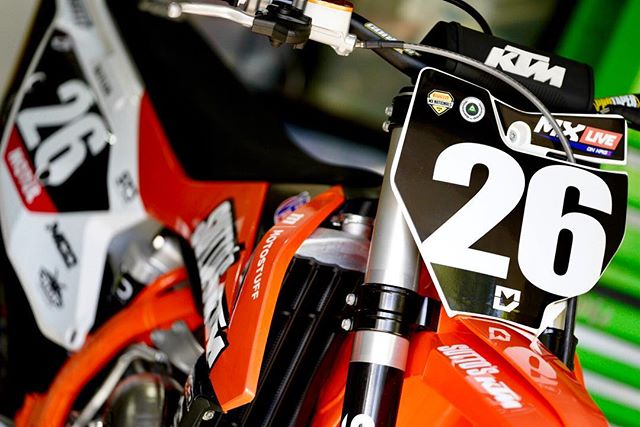 Sneak peak of _butler_26's KTM125SX - we