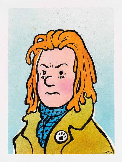Rebel Tintin