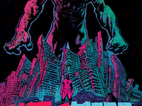 IMAGE/SKYBOUND'S ULTRAMEGA #1 GETS VARIANT COVER TREATMENT FROM TRADD MOORE & JAMES HARREN