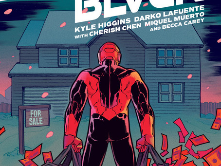 """RADIANT BLACK #6 SPECIAL TO FEATURE ART BY LEGENDARY DAVID """"DARKO"""" LAFUENTE & GUEST CO-WRITER CHERIS"""
