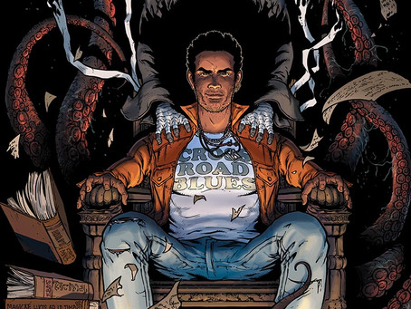 EARLY REVIEW: SHADOWMAN #1