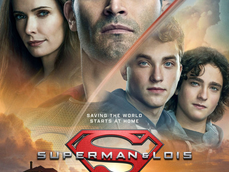 """THE CW NETWORK SETS """"SUPER"""" TUESDAY EVENT DEDICATED TO """"SUPERMAN & LOIS"""" ON TUES, FEB 23"""