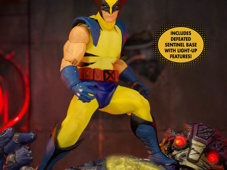 One:12 Collective Wolverine - Deluxe Steel Box Edition