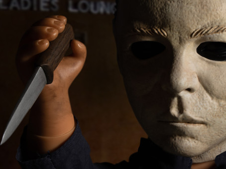MDS Mega Scale Halloween II (1981): Michael Myers with Sound