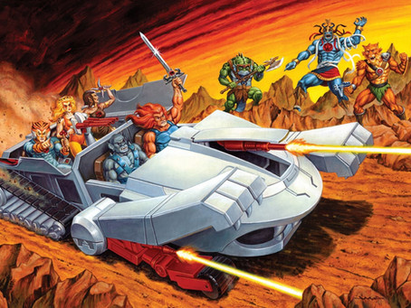 ThunderCats ULTIMATES! Vehicle - ThunderTank