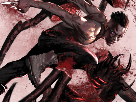 BOOM! Studios Reveals HOUSE OF SLAUGHTER #1 Variant Cover by Gabriele Dell'Otto