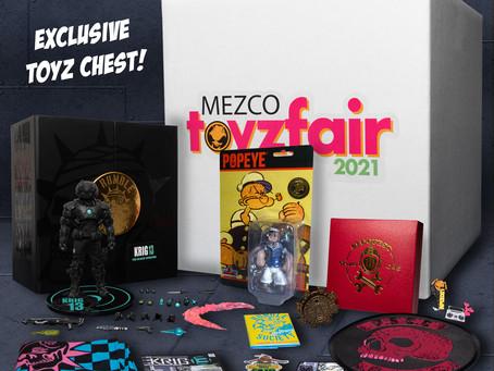 Mezco Toyz Fair 2021: Exclusive Toyz Chest