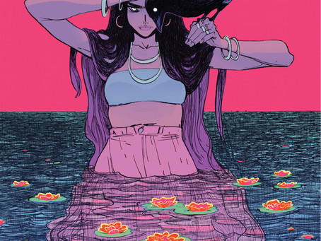Your First Look at THE MANY DEATHS OF LAILA STARR #2 from BOOM! Studios