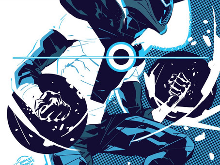 RADIANT BLACK #3 RUSHED BACK TO PRINT IN ORDER TO KEEP UP WITH GROWING DEMAND