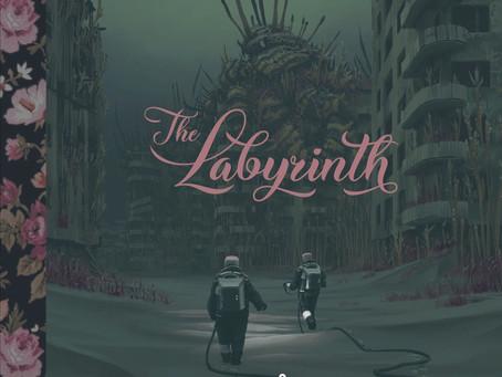 IMAGE/SKYBOUND TO PUBLISH NARRATIVE ART BOOK THE LABYRINTH BY SIMON STÅLENHAG
