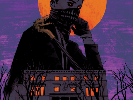 Your First Look at HOUSE OF SLAUGHTER #1 from BOOM! Studios