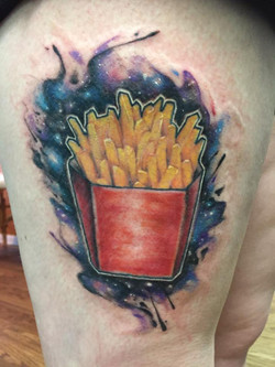 Galaxy French Fries